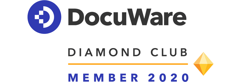 DocuWare Diamond Club Member 2020