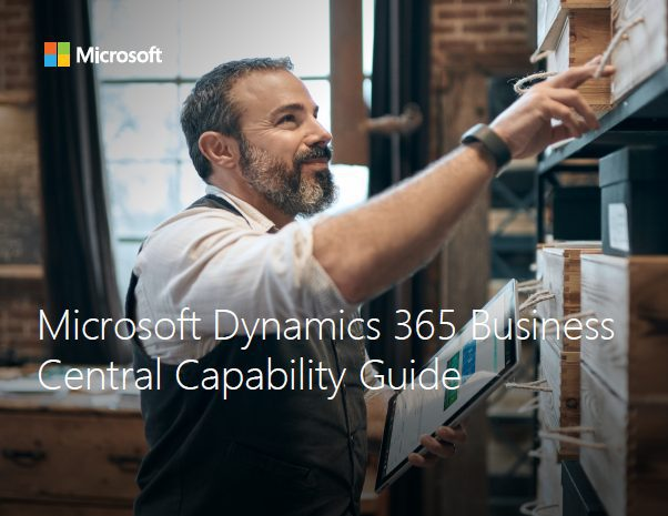Microsoft Dynamics 365 Business Central on premise