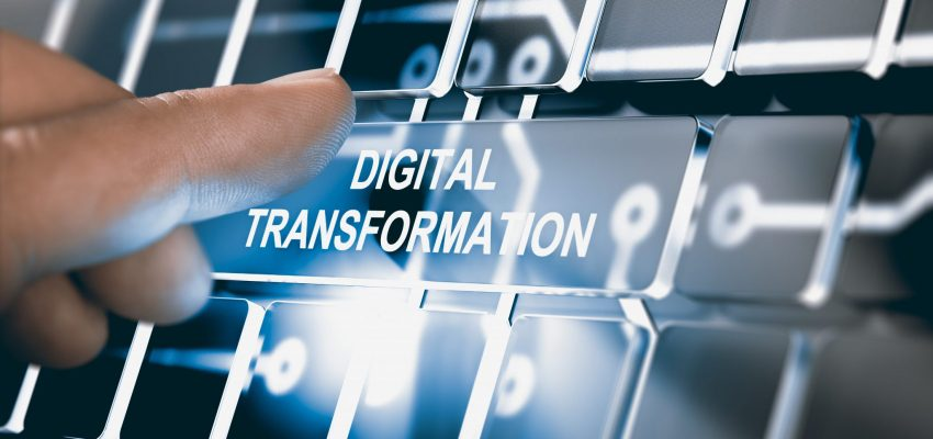 Ihr Weg in die digitale Transformation