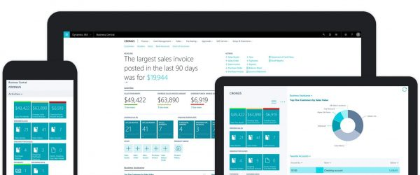Aus Microsoft Dynamics NAV wird Microsoft Dynamics365 Business Central