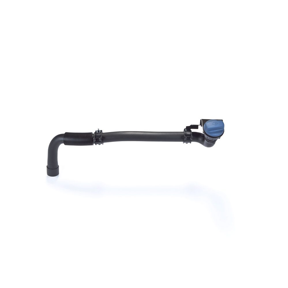 windshield washer fluid filler neck